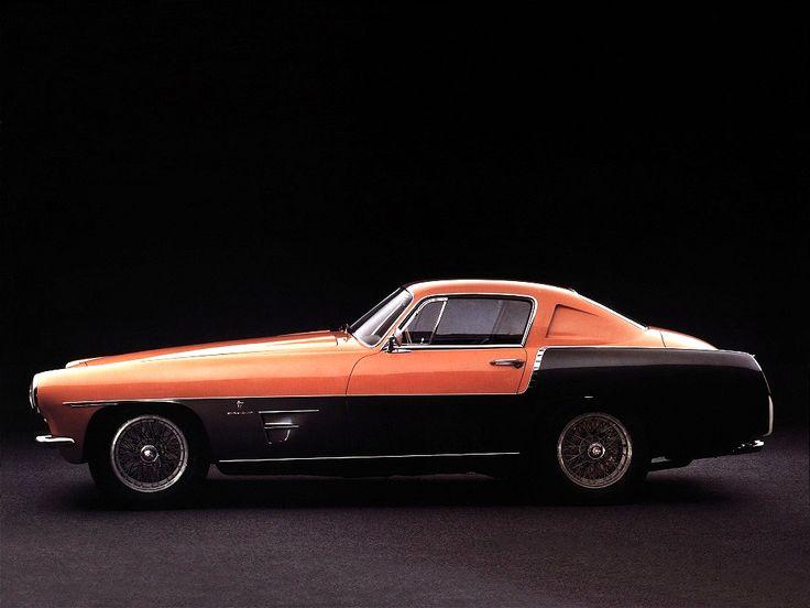 Ferrari 375 MM Coupé 1954