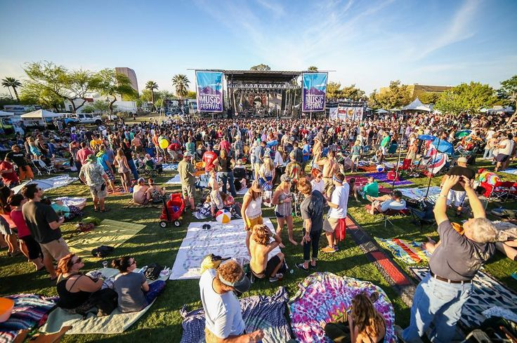 Friday vibes. Who's going to the McDowell Mountain Music Festival this weekend? Photo Credit: McDowell Mountain Music Festival