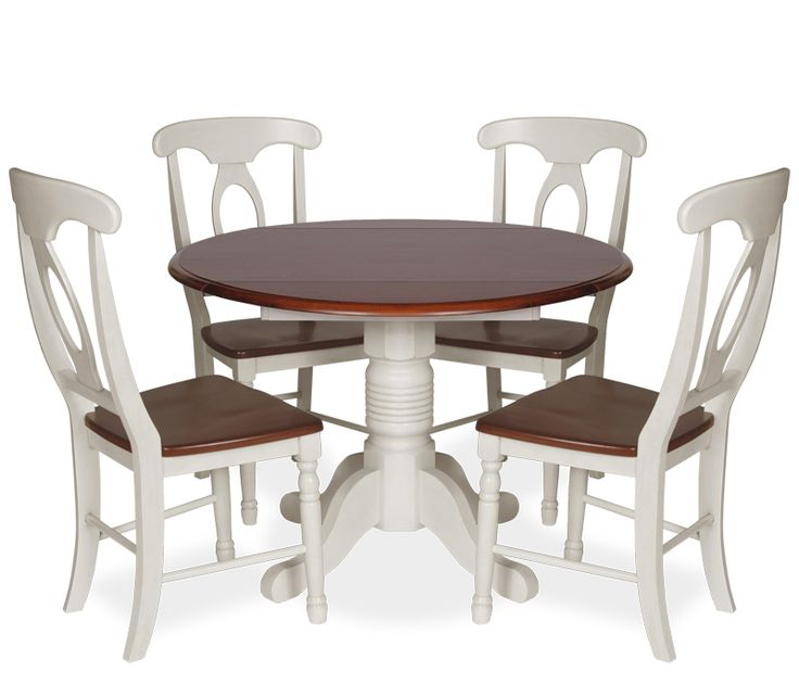 piece round drop leaf dining set buttermilk 5 piece dining set