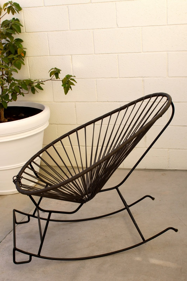 Bentwood rocking chair makeover - Rocking Chair