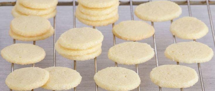 GALLETAS  refrigeradas de VAINILLA- Chff. Anna Olson- Prog. El  gourmet. http://elgourmet.com/receta/galletas-refrigeradas-de-vainilla