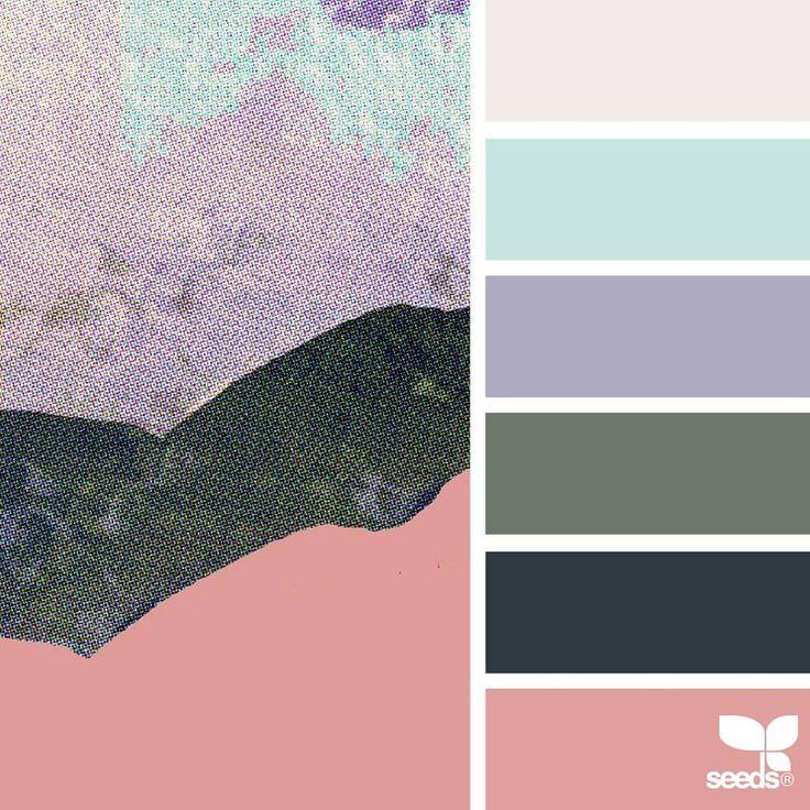 "1,419 Likes, 10 Comments - Jessica Colaluca, Design Seeds (@designseeds) on Instagram: ""design seeds X @ellohype   Artist Invite color create   featuring : @mi_khiet"""