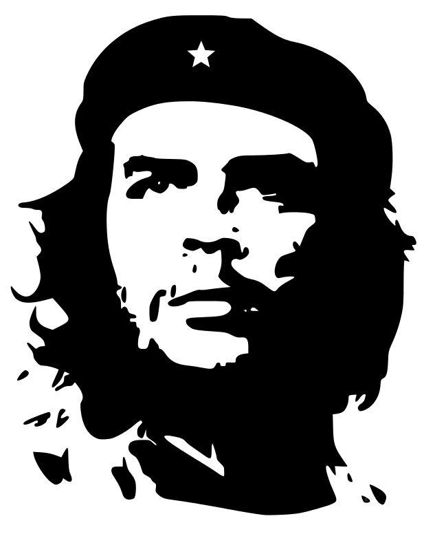 Che por Jim Fitzpatrick - Communist symbolism - Wikipedia