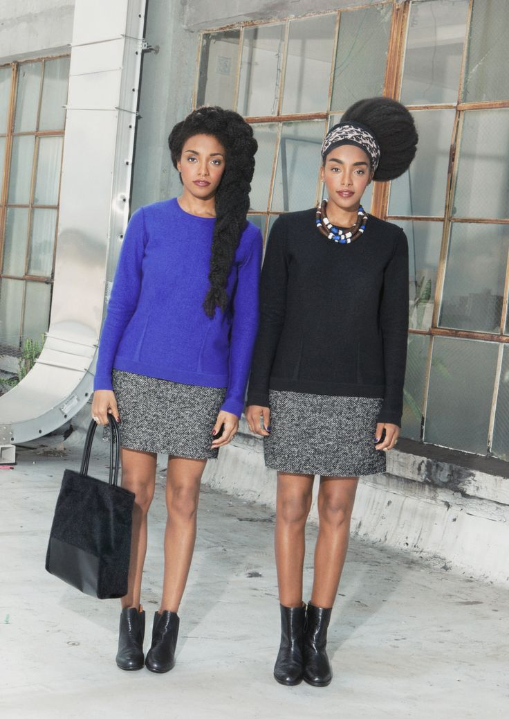 W Magazine: The Quann Sisters Love Vintage, Lisa Bonet, Being Comfortable, & Other Stories