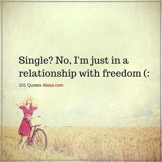 Quotes Happy Single: 17 Best Happy Single Quotes On Pinterest