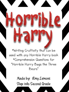 1000 images about horrible harry on pinterest a well crafts and