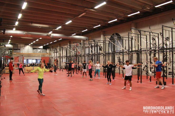 Åsane CrossFit, Nordhordland Folkehøgskole