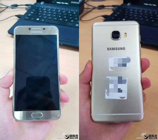 Samsung Galaxy C5 Leaks Shows Off Metal Body With Images Samsung