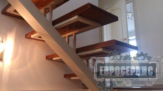 Металлические каркасы для лестниц Тюмень - ЕвроСервис