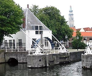 Getijdenmolen - Middelburg