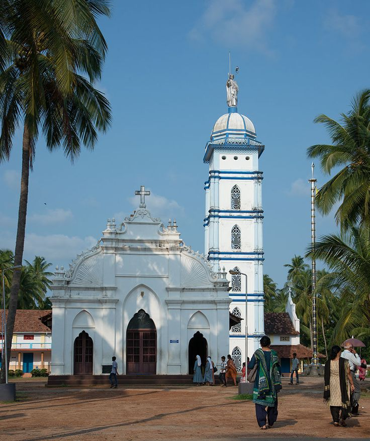 135 best images about kerala christian bride on pinterest for Religious buildings in india