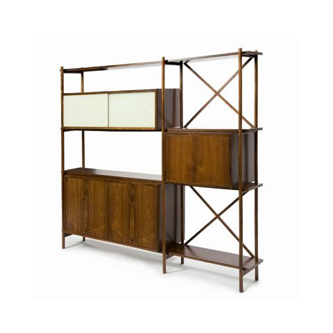 Joaquim Tenreiro Bookcase