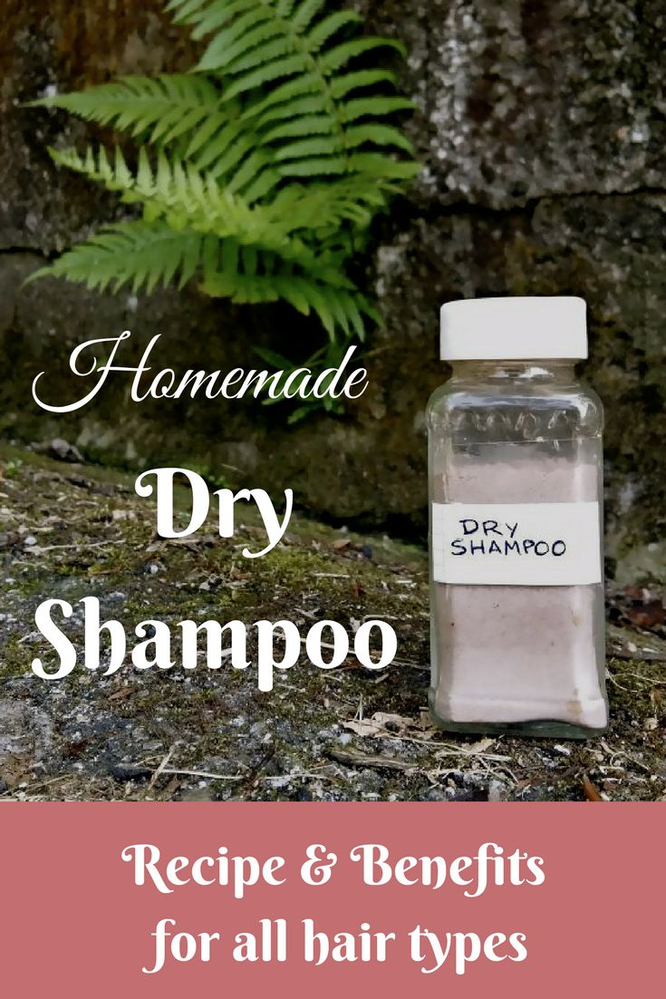 Homemade dry shampoo is an effective solution for when you don'y have time to wash your hair. Check out the simple recipe and benefits here. #homemade #diy #homemadedryshampoo #dryshampoo #diybeauty #beauty #haircare #naturalhaircare #naturalalternatives #naturalhealth