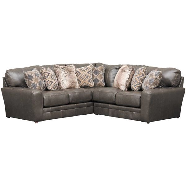 Phenomenal Denali 2 Piece Italian Leather Sectional With Raf Loveseat Alphanode Cool Chair Designs And Ideas Alphanodeonline