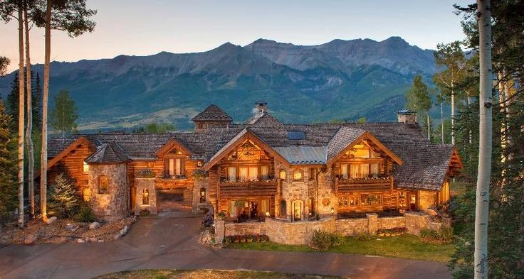 Castlewood Manor in Telluride, Colorado