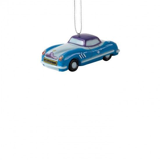 Nostalgic Christmas Decoration Car