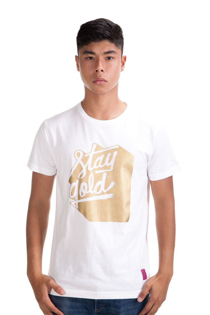 Stay White Tee Rp. 249,000 Available in S, M, L and XL