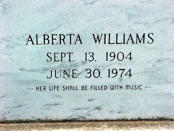 "Alberta Christine ""Mama King"" Williams King (1904 - 1974) - Find A Grave Photos"