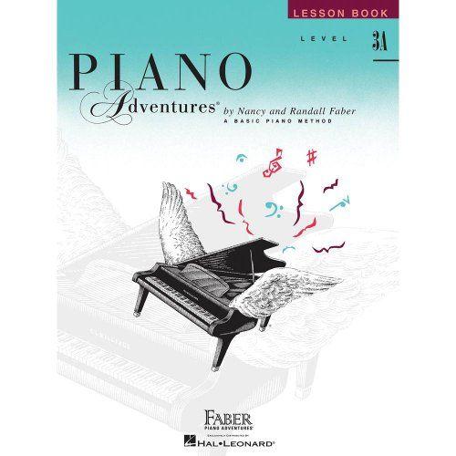 HAL LEONARD Piano Adventures Level 3A - Lesson Book - HL ... https://www.amazon.com/dp/B001449T76/ref=cm_sw_r_pi_dp_x_V7U8yb3EZMTKN