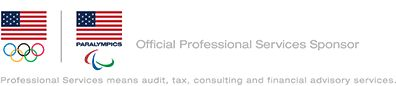 Official Professional Services Sponsor; Professional Services means audit, tax, consulting and financial advisory services.