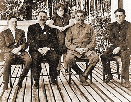 Светлана Иосифовна Аллилуева-Svetlana Alliluyeva, Stalin's daughter