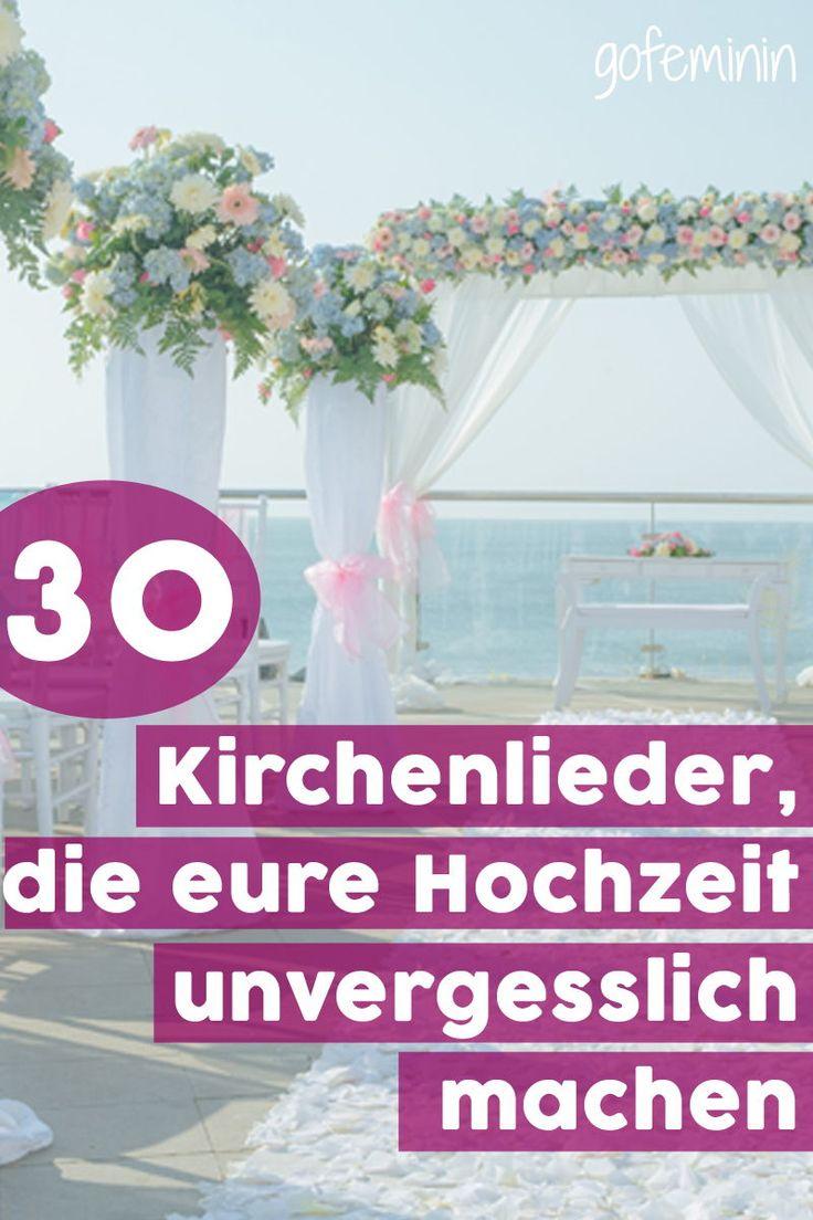 Kirchen Hochzeitslieder