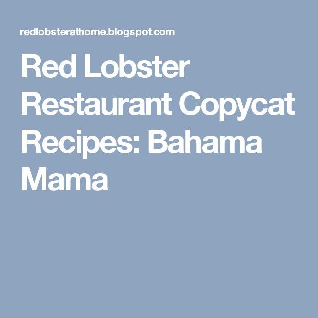 Bahama Mama Non Alcoholic Punch Recipe - Genius