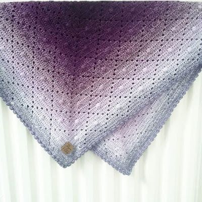 The Bakewell Blanket Pattern - Jollijenni & Chlola