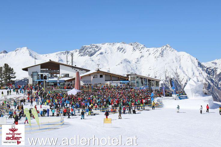 Hunderte begeisterte Zuschauer bei Schlager im Schnee