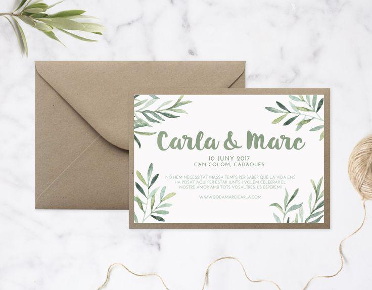 Organizacion, diseño, invitaciones de bodas en barcelona y cadaques | INVITACIONES #wedding #weddingplanner #boda #invitaciones #invitacionesdeboda