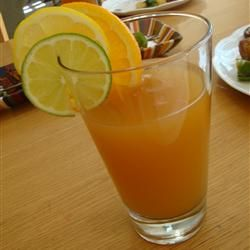 Randy's Texas Tea Allrecipes.com. On a hot day, nothing is more refreshing than this sweet, fruity non-alcoholic summer iced tea!! Read the ingredients and you'll have to make this wonderful tea!!