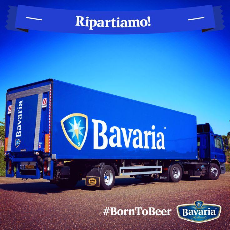 Il viaggio alla scoperta dei miei segreti continua con una piccola curiosità: sai quanti ettolitri di Bavaria vengono prodotti ogni anno nello stabilimento di Lieshout in Olanda? Oltre 6 milioni! #borntobeer