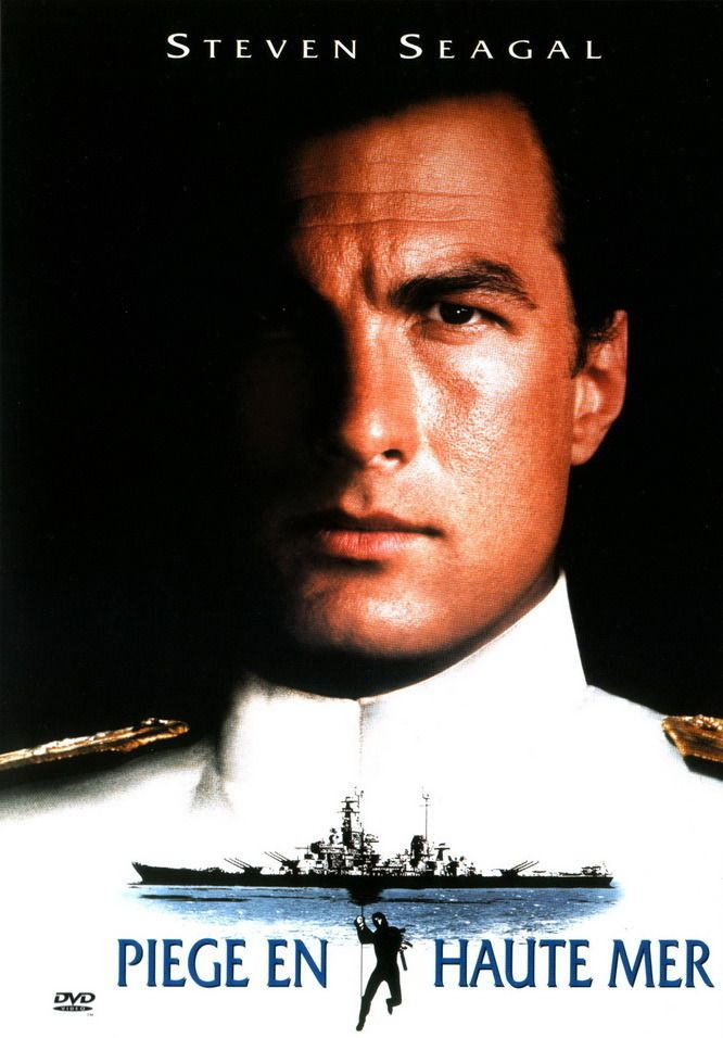 Piège en Haute Mer / Under Siege (Andrew Davis - 1992). Vu le 11 février 1993