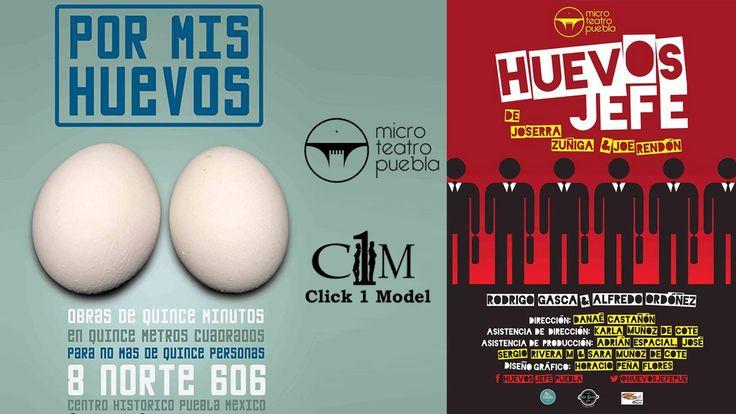 Microteatro Puebla Presenta