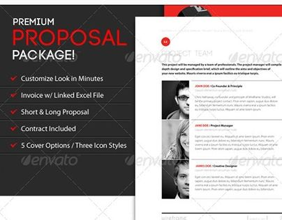 """Check out new work on my @Behance portfolio: """"Project Proposal Template Bundle w/ Invoice & Contract"""" http://be.net/gallery/36715669/Project-Proposal-Template-Bundle-w-Invoice-Contract"""