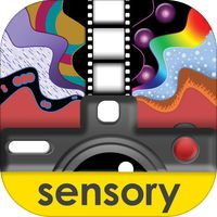 Sensory CineFx - Fun Photo Cinema Style with Hall of Mirrors, Psychedelic Colors and SpecialFX by Sensory Apps Ltd