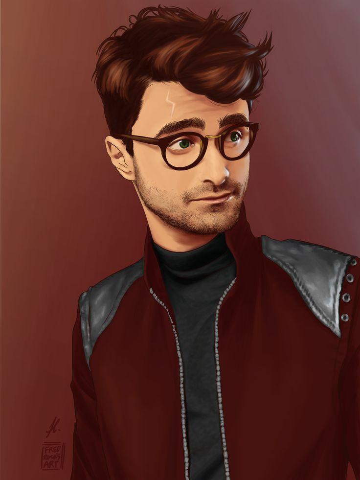 Harry Potter - Auror by FRedRose's art