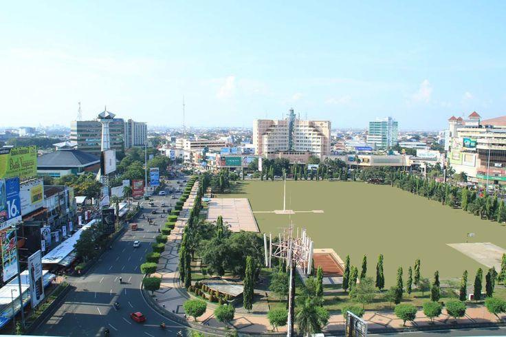 Kota Semarang di Jawa Tengah