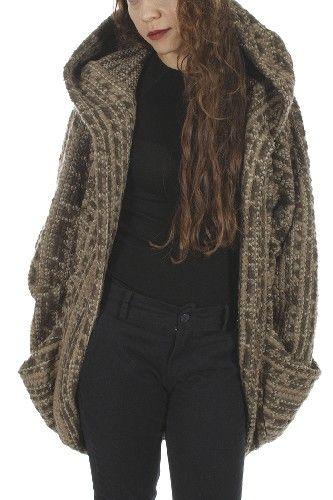 Super stylish Oversized Cardigan <3 BADILA FW1516 -Fall Into Style Collection- Shop > Badila.gr