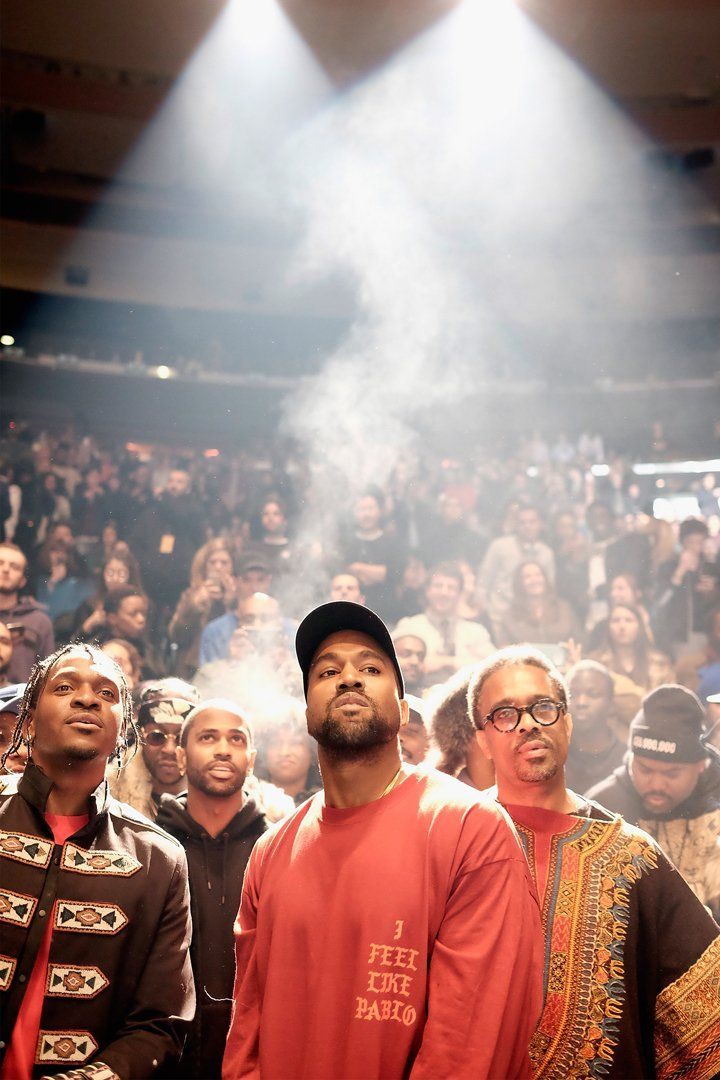 Pin for Later: Quand Kanye West Donne Son Précieux Avis Sur la Fashion Week de Paris