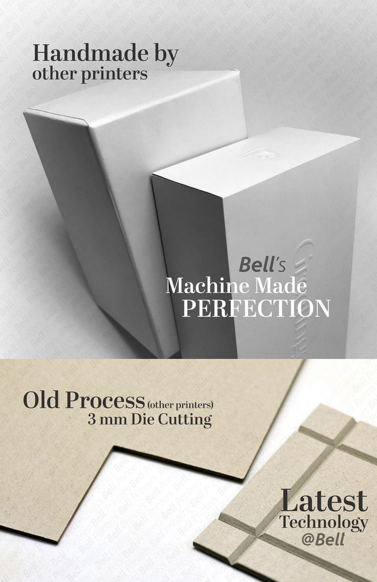 12 best Luxury Rigid Box Packaging from Bell Printers, India images ...