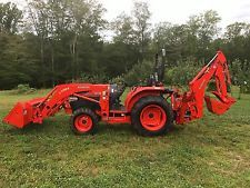 2012 Kubota L3540 4x4 Compact Tractor Loader Backhoe Only 210hrs Coming in Soon!backhoe loader financing apply now www.bncfin.com/apply