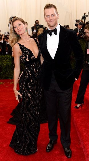 Tom Brady and Gisele Bundchen were a perfect pair at the 2014 Met Gala
