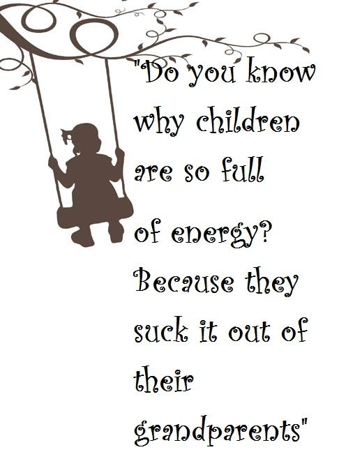 This is so true with my great grandson Dylan! He just keeps me sooooo busy having fun!