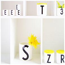 Forårsfarver fra Design Letters