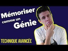 MÉMORISER COMME UN GÉNIE (Technique Avancée) - YouTube