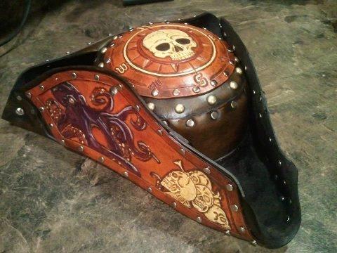 steampunk tricorn