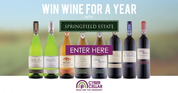 Go to www.cybercellar.com to enter to stand a chance to win these fantastic…