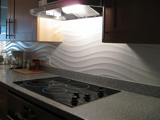 Backsplash installation in clearwater beach florida for Porcelanosa catalogue carrelage