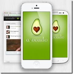 Avocado App for Couples - This helps sooo much with shopping!